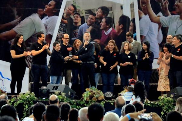 Grupo en evento FIDEI