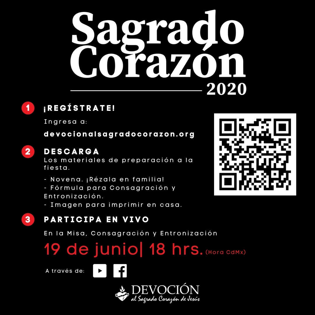 Sagrado Corazon QR